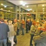 Forum Bad Godesberg Gast 2017 Annette Schavan © Julia Steinbrecht KNA